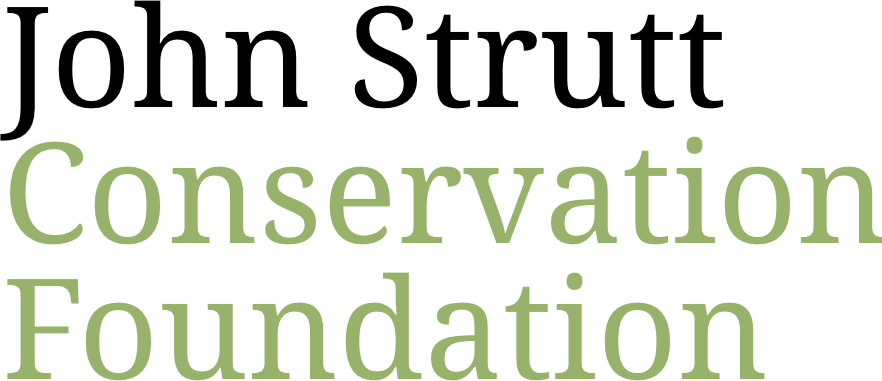 John Strutt Conservation Foundation